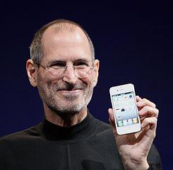 Steve Jobs, le 7 juin 2010