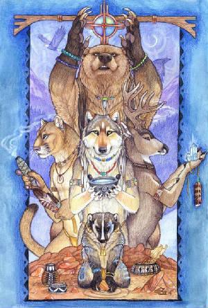 méditation pour trouver son animal totem