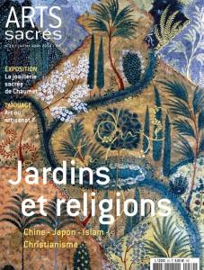 Jardins et religions - Arts Sacrés n°30 - Editions Faton